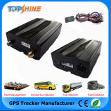 Sistema tenente la carreggiata di GPS di alta qualità che tiene la carreggiata liberamente il mini GPS inseguitore del software Vt111