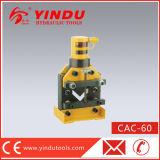 гидровлический резец утюга угла 25t (CAC-60)