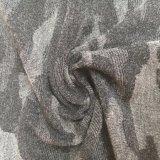 Fantastische Rippe P/R/Sp, 220GSM, Form-strickendes Gewebe für Mädchen-Abnützung