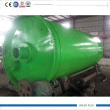 타이어 Waste Management Refining Machine 12tpd