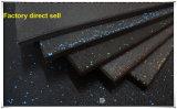 スリップ防止適性のゴム製体操のフロアーリングロールスロイスはマットのマットのフロアーリングをタイルを張る