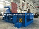 déchets métalliques 400ton de rebut emballant la machine (usine)