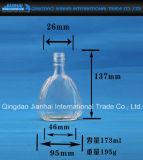 contenitore di vetro 100-200ml per memoria del vino