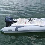 Barco inflável de Liya 4.3m com a fábrica de China do barco do reforço do motor