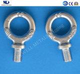 Электрическое Galv. C15e или C15 стальной болт глаза материала DIN580 поднимаясь