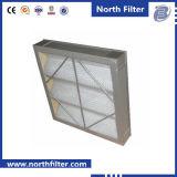 Metallrahmen-synthetisches Media-Luft-Vorreinigungsmittel