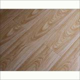 Revêtement de sol stratifié de haute qualité à haute qualité et haute qualité avec rainure en V