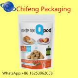 食糧軽食の粉の記憶のDoypack明確なマイラーのジッパーロックの飲む袋のための包装袋を立てなさい