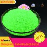 12-5-43 engrais hydrosoluble de fond de poudre de NPK pour l'irrigation de fond