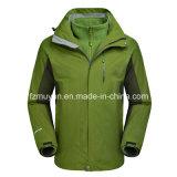 屋外の二つの部分から成った風および暖かいジャケット