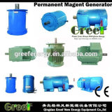 200kw 50rpm 100rpm 300rpm generatore di idro di CA di 3 fasi