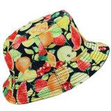Caccia del cappello di Boonie della benna che pesca il cappello esterno della spiaggia di estate della protezione