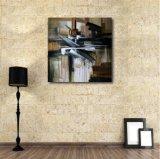 Pintura al óleo abstracta para la decoración casera