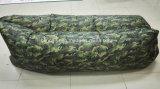 Спальный мешок ленивого мешка спать раздувного воздуха складывая раздувной ленивый