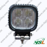 Bright carré 40W DEL Driving Lights, 4x4 Auto DEL Work Light