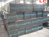 pipa de acero rectangular de 30mmx50m m