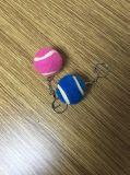Catena chiave tennis promozionale del regalo di mini