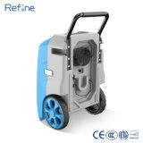 Desumidificador interno ascendente do controle da qualidade do ar da drenagem resistente