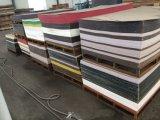 Dekoratives und Farben-Form-Plastikacrylblatt