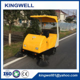 掃除人の道きれいな機械道掃除人(KW-1760C)の電気乗車