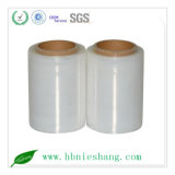 LLDPE Stretch Film Hecho por virgen y reciclado de materiales