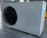 Bombas de calor Home da fonte de ar do uso para a água quente