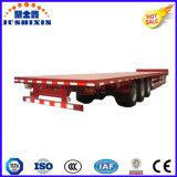 Gooseneck de Semi Aanhangwagen van de Vrachtwagen van de Chassis van de Container voor Verkoop