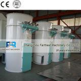 Máquina usada planta da limpeza da poeira do ar da alimentação da exploração agrícola do caranguejo