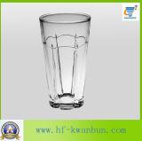 明確なガラスコップのビールのジョッキ水コップの飲むKbHn0246