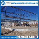 Vertiente ligera prefabricada Grande-Palmo modificada para requisitos particulares de la estructura de acero