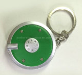 Blinkende LED Light Keychain mit Logo Printed (4066)