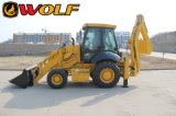 Cummins Engine를 가진 도로 Construction 1m3 Bucket Capacity Backhoe Loader
