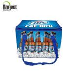 Saco de refrigerador isolado com piquenique de cerveja com zíper