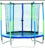 Trampoline mit Sicherheitsnetz für Kinder