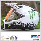 Motorcross 직업적인 아름다운 노란 헬멧 (CR401)