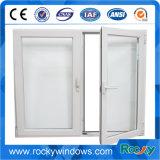 Ventana de aluminio y puerta de los cuadros para la casa residencial