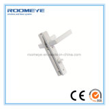 Porte en verre de type de Roomeye de tissu pour rideaux français de la qualité PVC/UPVC pour le balcon