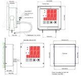 速度のログの中継器かスレーブIR861のデジタル中継器