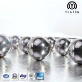 Esfera de aço de cromo dos rolamentos de Yusion (AISI52100)