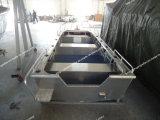 Jacht van de Vissersboot van het aluminium en het heet-Verkoopt van de Boot van de Boot van de Vrije tijd