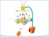 赤ん坊のための映写用電球の常夜燈が付いている赤ん坊の可動装置