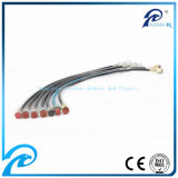 3000bar High Pressure PU Testing Hose mit Fiber Braided