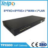 Répertoire des fabricants de Chine Support Local Switch VoIP Gateway FXO