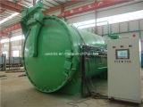 Высокотемпературный термо- обработанный деревянный автоклав