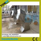 100/200/300/400kg/H機械を作る自動ステンレス鋼の波状のポテトチップス