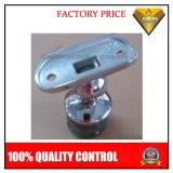 Manufatura inoxidável dos encaixes do corrimão da tubulação de aço de preço do competidor (JBD-B4)