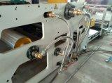 Лакировочная машина бумажного Melt ярлыка горячего слипчивая с губкой