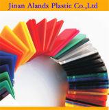 Feuille acrylique de plexiglass de perspex de feuille de moulage