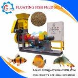 Maquinaria pequena da alimentação dos peixes da máquina do alimento de animal de estimação