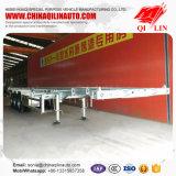 Het Verschepen van de tri-As van de Leverancier van China 40FT de Prijs van de Aanhangwagen van Chassis